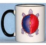 View details for this Turtle Medicine Animal Native American Mug