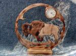 View details for this Buffalo Clock