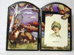 View details for this Deer folding Picture Frame