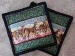 View details for this Deer Potholders