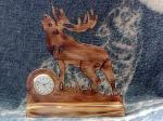 View details for this Elk Clock