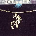 View details for this Elk necklace