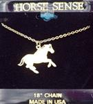 View details for this Wild Horse necklace