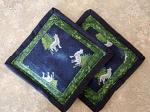 View details for this Wolf Potholders